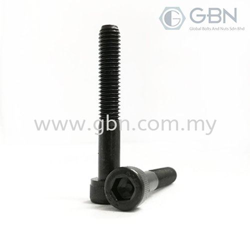 Socket Cap Din 912 UNC (Half Thread) Socket Cap Screws Socket