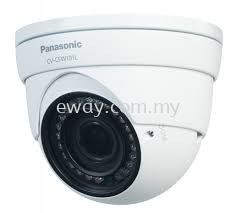 CV-CFW101L Panasonic C-Series 1.0MP HD Varifocus CCTV Camera Unit