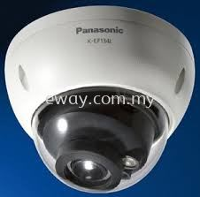 K-EF134L01E Panasonic E-Series 1.3MP Full HD Varifocus IP CCTV Camera Unit