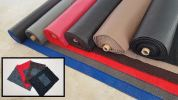 Car Mat In Roll (Nail Backing) - One Tone Car Mat In Roll Car Mat