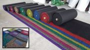 Car Mat In Roll (Nail Backing) - Thick Car Mat In Roll Car Mat