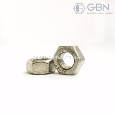 Hex Nuts DIN 934 (Fine Thread)