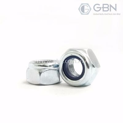 Lock Nuts DIN 985 Fine Thread