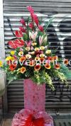 FS 309 RM 200 Opening Stand/ Congratulation Flower/ Opening Flower Flower Stand