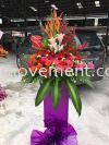 FS 307 RM 180 Opening Stand/ Congratulation Flower/ Opening Flower Flower Stand