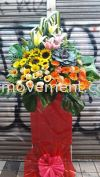 FS 303 RM 300 Opening Stand/ Congratulation Flower/ Opening Flower Flower Stand