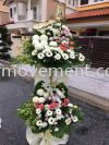 FW  406 RM 350 Funeral Flowers Stand Condolence Flower