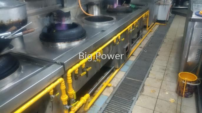 Meter Piping Arrangements System Installation, Services, Supplier, Supply  ~ Big Power Engineering Sdn Bhd