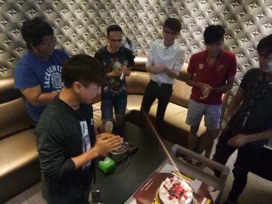 Birthday Party At Small Room V KBOX