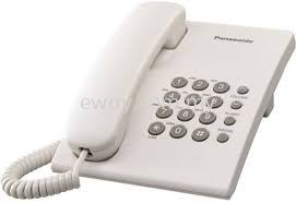 KX-TS500ML Panasonic Basic Single Line Telephone unit