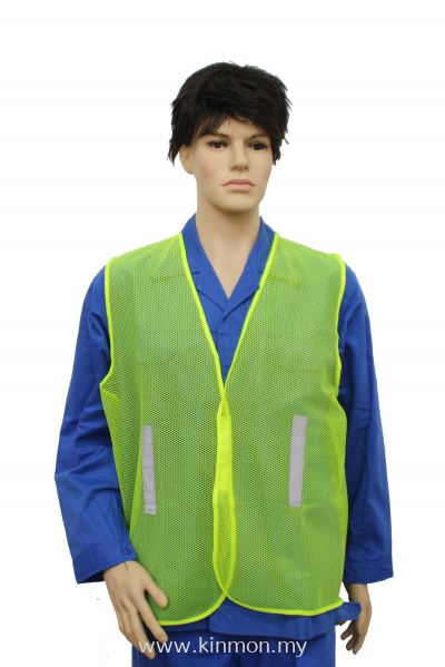 Economic Netting Vest