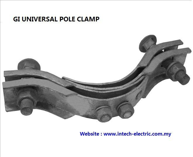 Univerrsal Pole Clamp Overhead Accessories