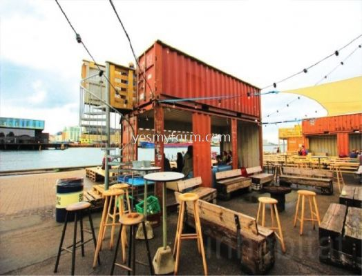 Container Entrepreneurship