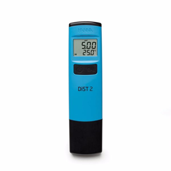 HI98302 DiST® 2 Waterproof TDS Tester (0.00-10.00 ppt)