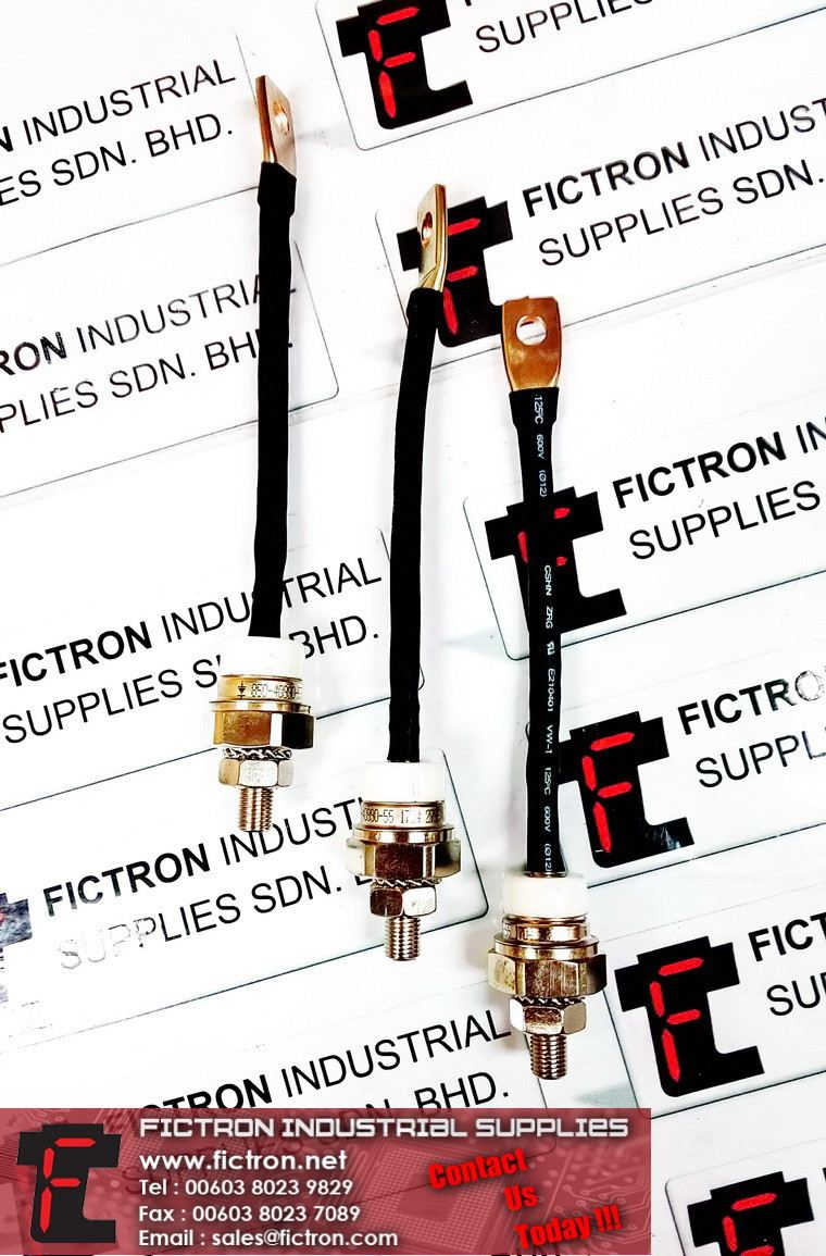 850-40990-55 Stud Diode Power Diode Supply Malaysia Singapore Thailand Indonesia Europe & USA Other Diode