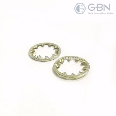 Internal Tooth Lock Washers DIN 6797 (J)