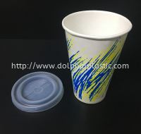 Paper Cup 12oz With Lid