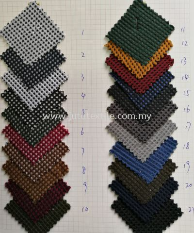 L8029 Checker Jacquard Fabric