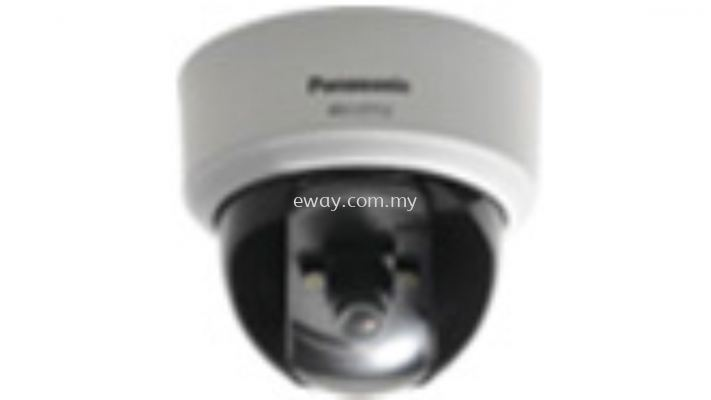 WV-CF112E Panasonic Smart look Day Night Fixed Dome Camera, 600 TV Lines, 3.6mm lens.