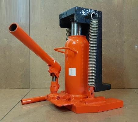 16Ton Hydraulic Track Jack ID008180