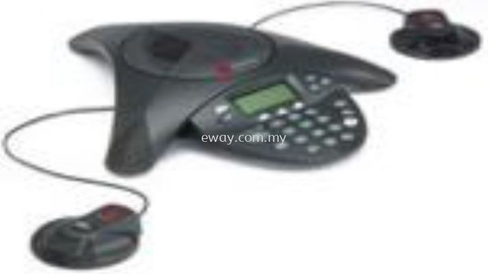 POLYCOM SS2 EXP Soundstation2 EX Audio Conference Phone