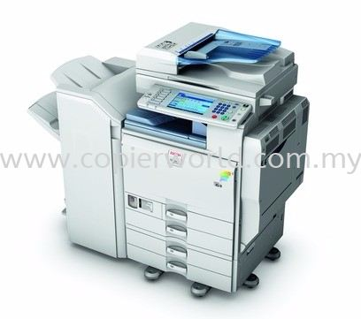 Ricoh Aficio MPC4501 Refurbished Copier Copier Machine Johor Bahru (JB), Malaysia, Skudai, Batu Pahat Supplier, Supply, Supplies, Rental | Great Image Marketing Sdn Bhd