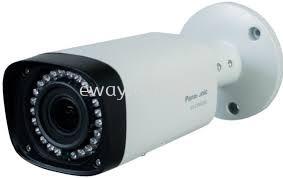 CV-CPW201L Panasonic 2.0 Megapixel FHD Analog Day Night Varifocal 2.7-12mm IR Outdoor Bullet Camera