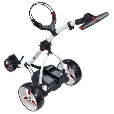 Motocaddy S1 Electric Trolley with Lithium Battery