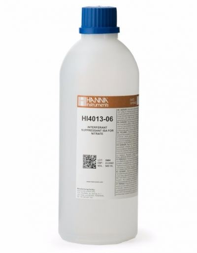 *HI4013-06 Interferent Suppressant ISA (ISISA) for Nitrate ISEs