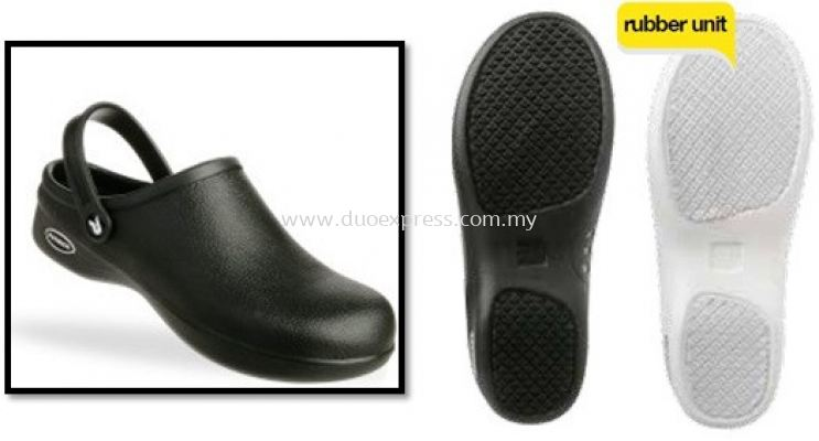 Bestlight S96-9917 Hospital & Nurse Shoe Black