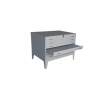 A-HPF-A1 * 6 Drawer Horizantal Plan File Cabinet  Filing Cabinet Series Steel Furniture