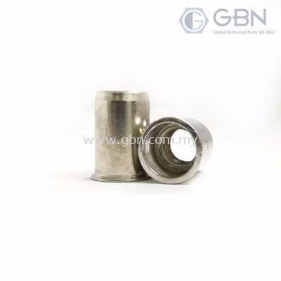 Crimp Nuts CSK Type Washer Serration (SEM)