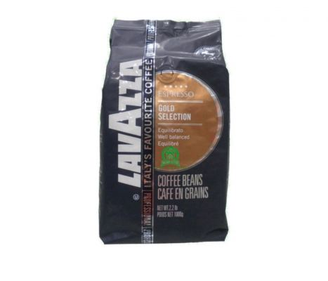 LAVAZZA GOLD SELECTION COFFEE BEAN 1.0KG