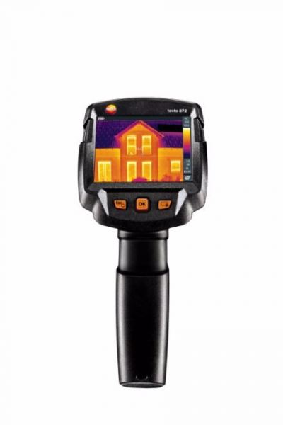 Testo 872 Thermal Imager with App
