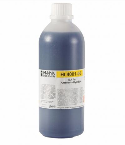 *HI4001-00 Ionic Strength Adjuster (ISA) for Ammonia and Cyanide ISEs