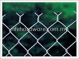 G.I Chain-Link Fence
