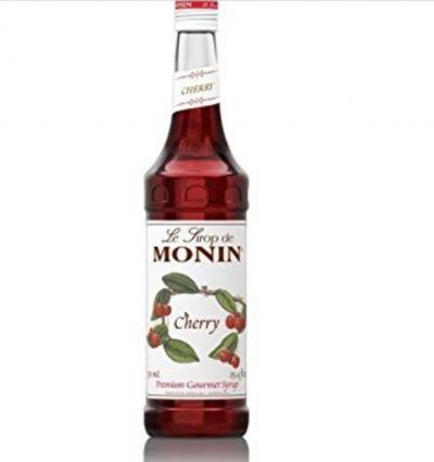 CHERRY MONIN SYRUP 0.7L