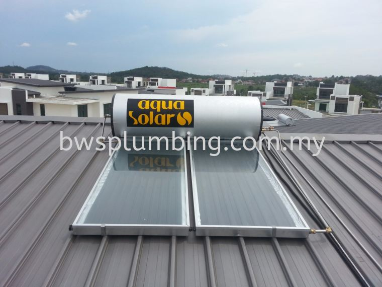 Sri Andalas, Selangor | Aqua Solar Water Heater Installation BWS Customer Service Centre