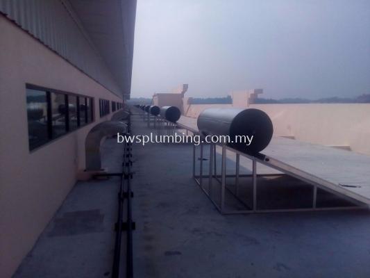 High Quality Aqua Solar Water Heater Installation Seremban , Negeri Sembilan |