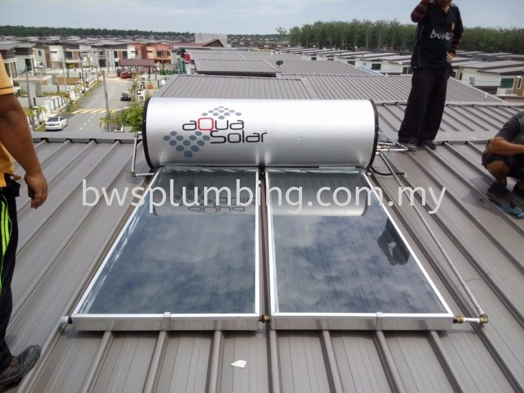 Aqua Solar Water Heater Installation Aquasolar Solar Water Heater Repair & Service BWS Customer Service Centre