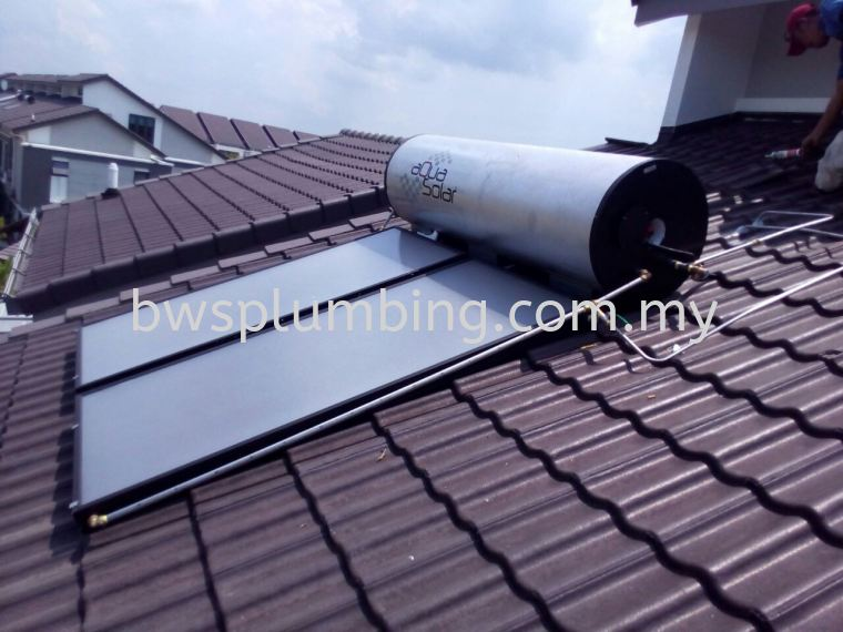 Sungai Rambai, Malacca | Aqua Solar Water Heater Installation Aquasolar Solar Water Heater Repair & Service BWS Customer Service Centre