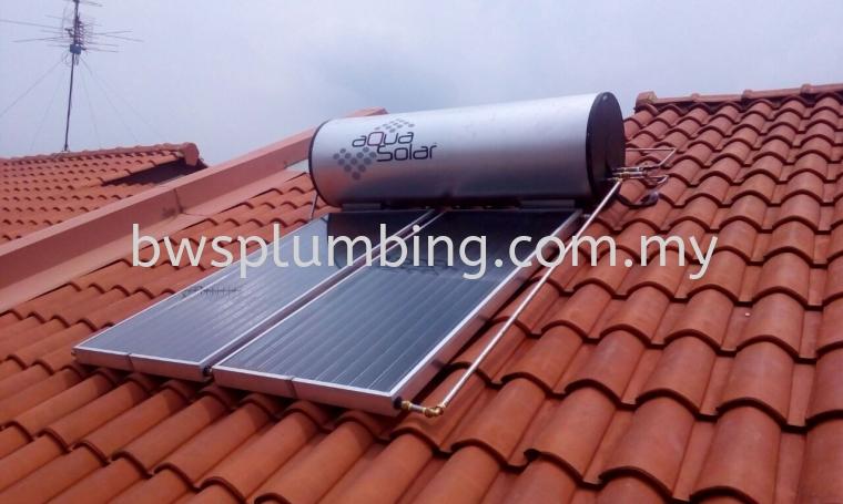 Aqua Solar Manufacturer Malaysia Aquasolar Solar Water Heater Repair & Service BWS Customer Service Centre