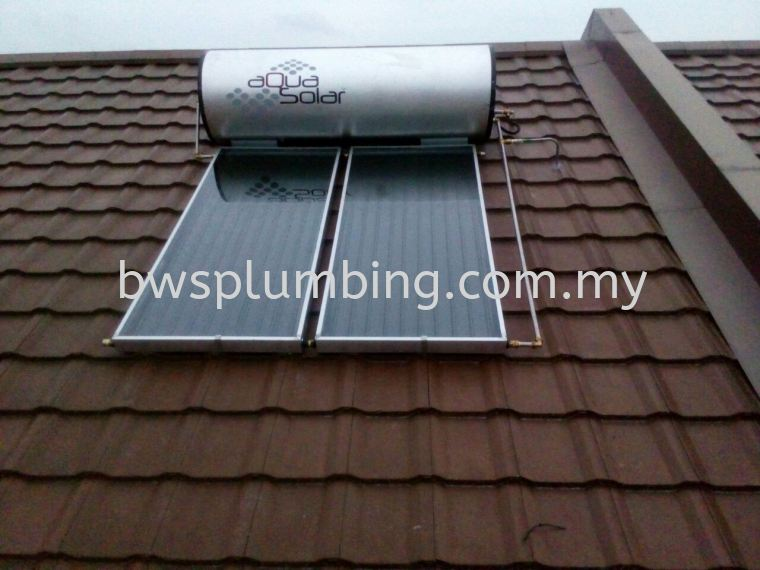 Alai, Malacca | Aqua Solar Water Heater Installation Aquasolar Solar Water Heater Repair & Service BWS Customer Service Centre