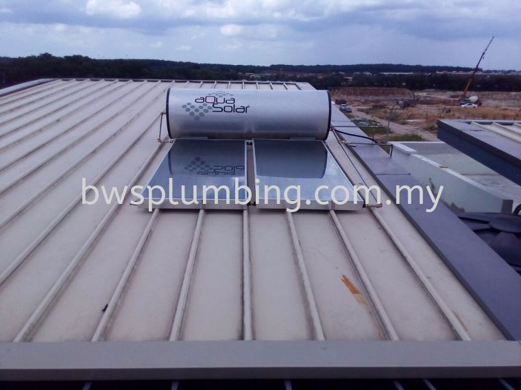 Durian Tunggal, Malacca | Aqua Solar Water Heater Installation Aquasolar Solar Water Heater Repair & Service BWS Customer Service Centre