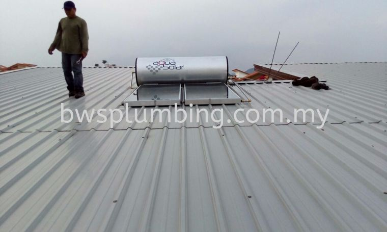 Aqua Solar Water Heater Heating Element Installation Nilai, Negeri Sembilan |  Aquasolar Solar Water Heater Repair & Service BWS Customer Service Centre