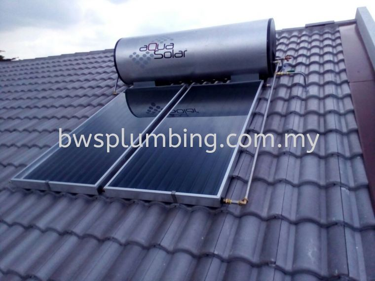 Bemban, Malacca | Aqua Solar Water Heater Installation Aquasolar Solar Water Heater Repair & Service BWS Customer Service Centre