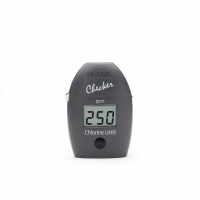 HI771 Ultra High Range Total Chlorine Colorimeter �C Checker® HC