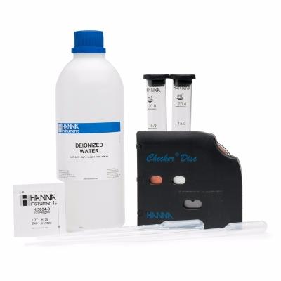 HI38041 Iron High Range Checker® Disc Chemical Test Kit