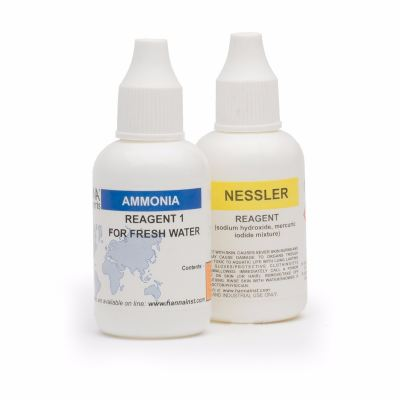 *HI38049-100 Ammonia Test Kit for Fresh Water Replacement Reagents (100 tests)