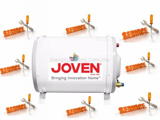 Repair Joven Storage Water Heater at Serdang